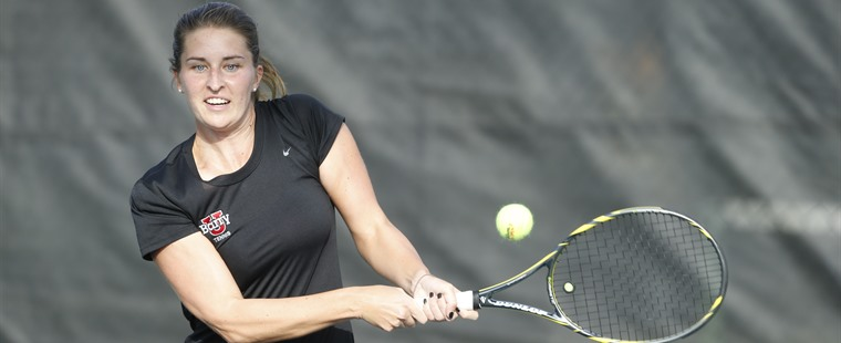Women's Tennis Falls To D-I Ospreys