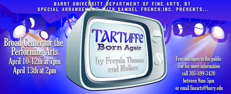 Tartuffe: Born Again