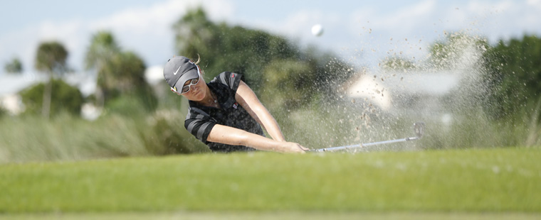 Women's Golf Finishes 3rd at Lady Bucs Invitational