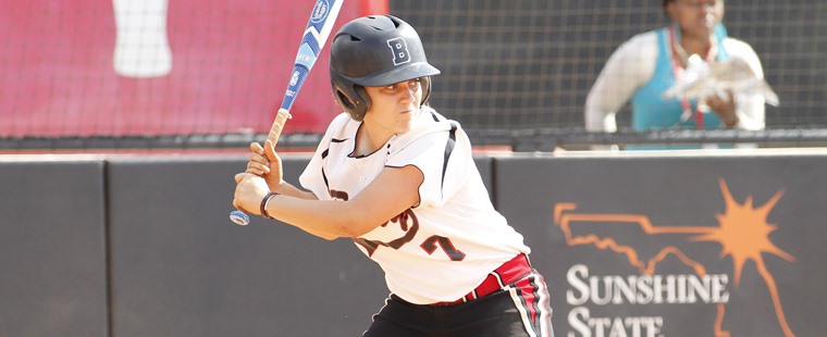 Softball Snuffs Lions To Sweep Double Dip