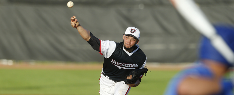 Baseball Clipped By Top-Ranked Spartans