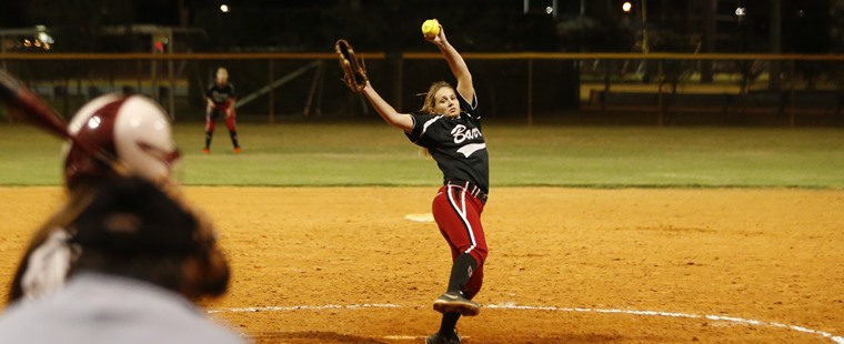 Softball Stumbles On The Road Against Rollins