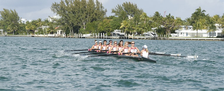 Rowing Ranked No. 2 in USRowing/CRCA's First Poll