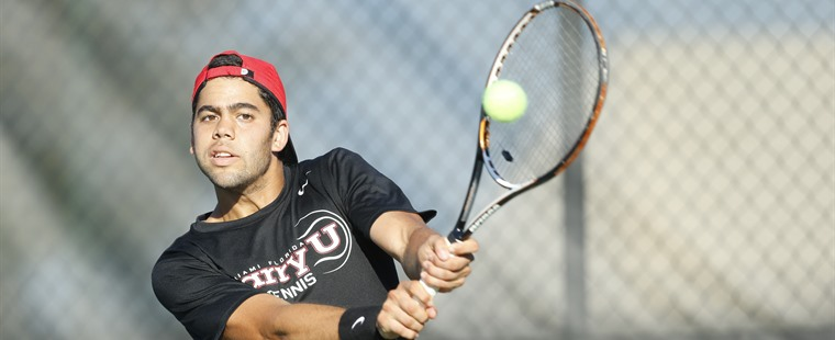 Men's Tennis Shuts Out Omaha