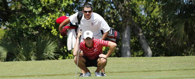 Men's Golf Retains No. 1 Ranking