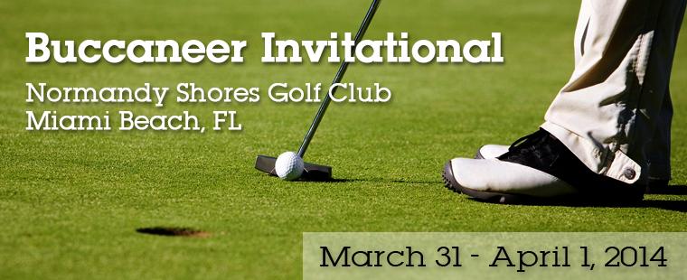 Men's Golf Hosts Buccaneer Invitational Monday-Tuesday