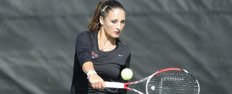 Emma Onila Earns Her Third SSC Women's Tennis Player of Week Award