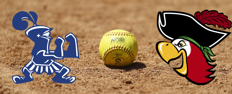 Softball Drops Pair To Knights