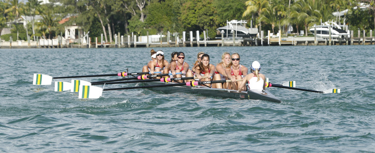Rowing's 8 Claims San Diego Crew Classic Title