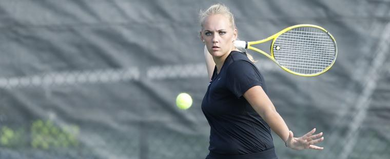 Twelker Named SSC Women's Tennis Player of Week