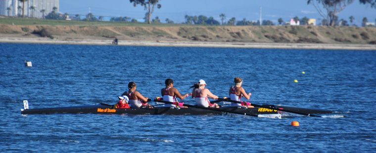 Rowing Ranked 3rd in National Poll