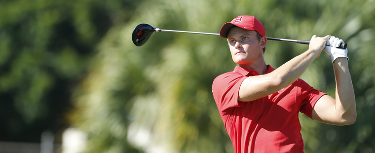 Men's Golf Shares Lead at SSC Championships