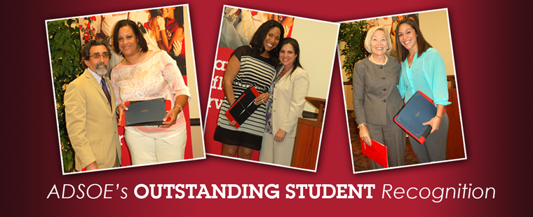School of Education Celebrates Outstanding Students