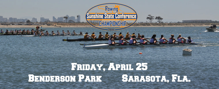 Rowing Competes in SSC Championships Friday