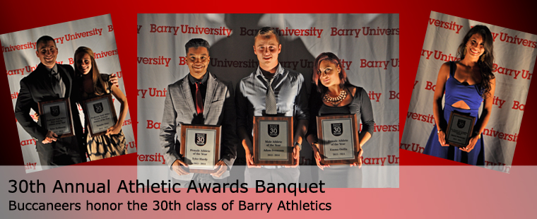 30th Annual Athletic Awards Banquet
