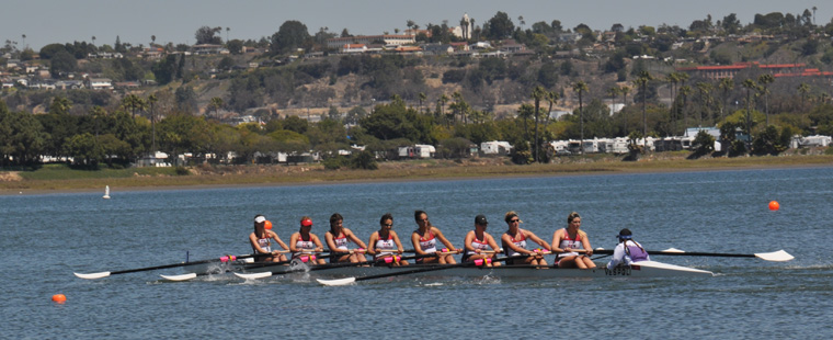 Rowing Finishes 2nd at SSC Championships