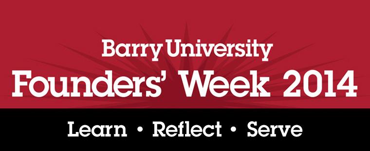 Founders' Week 2014