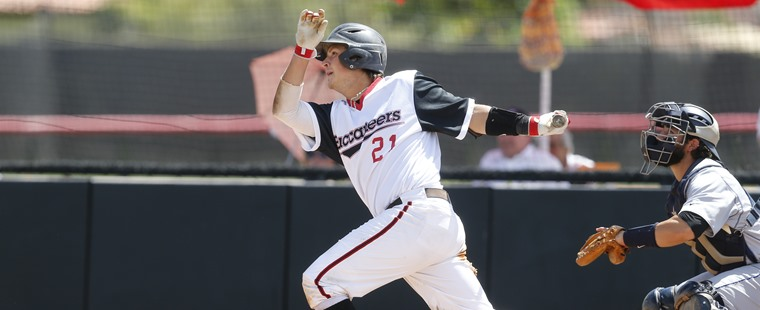 Blast Off: Baseball Uses Long-ball To Power Past Tritons