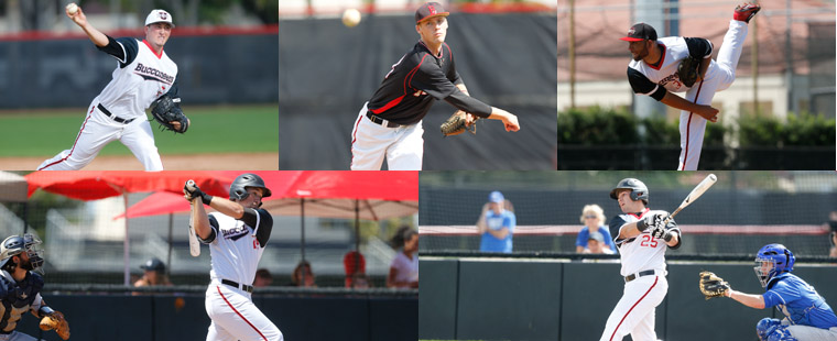 Baseball Splits A Pair With Tritons On Senior Day