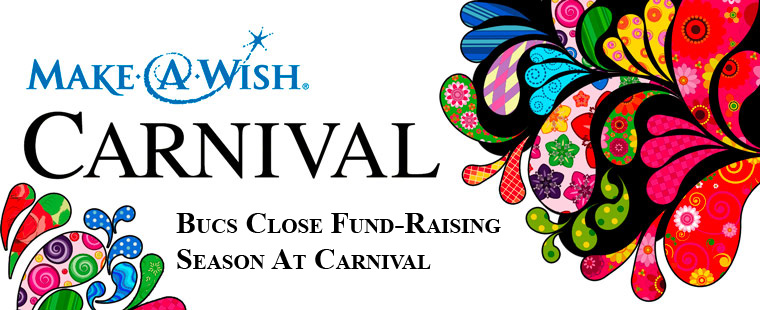 Buccaneers Close Fund-Raising Season At Carnival