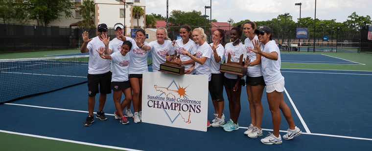 Women's Tennis Hosts NCAA Regional