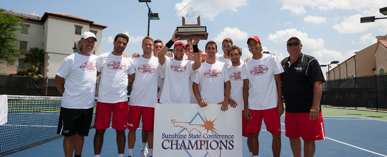Men's Tennis Hosts NCAA South Regional