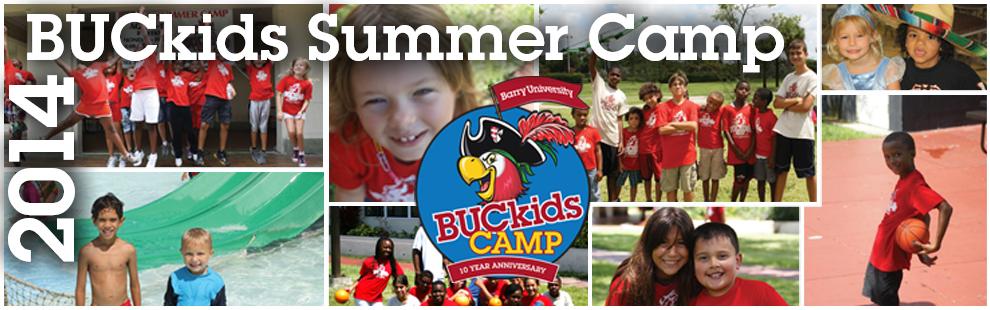 BUCkids Camp 2014