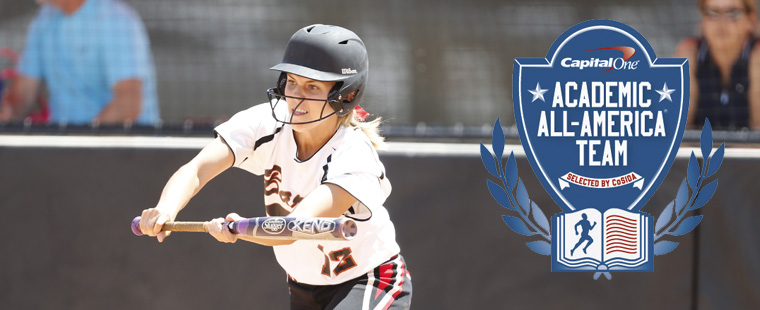 Megan Copeland Named To Softball Academic All-Region Team