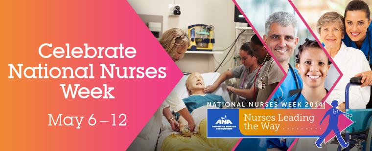 The Division of Nursing celebrates National Nurses Week