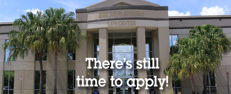 Join the Fall 2014 Class at Barry Law!