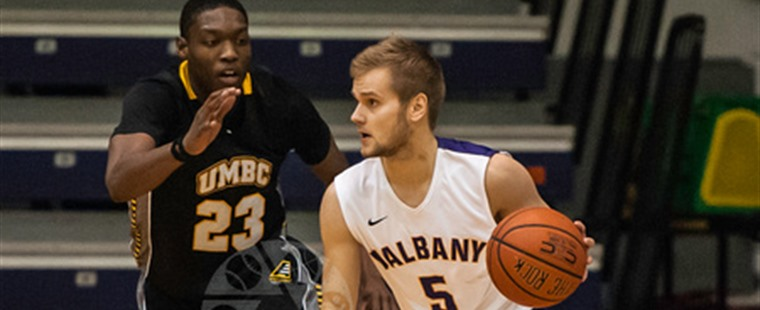 Men's Basketball Signs Albany Transfer