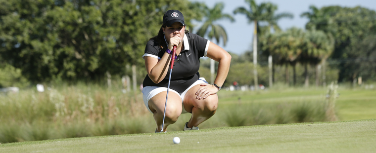 Women's Golf In Third At NCAA Super Regional