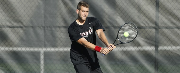 Men's Tennis Reaches NCAA Region Final