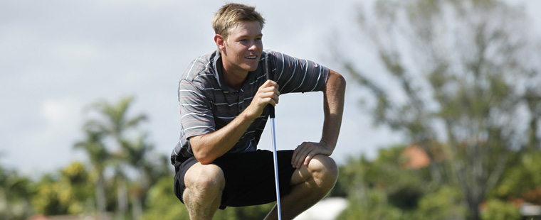 Men's Golf Tied for 4th at NCAA Super Regional