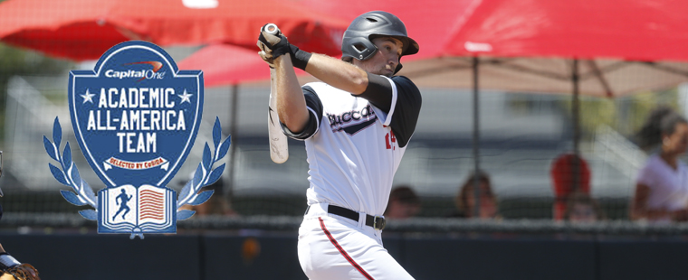 Kellmann Named To Baseball Academic All-Region Team