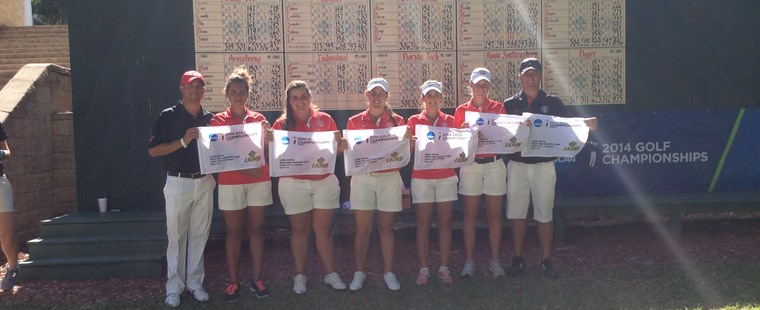 Women's Golf Back to Nationals