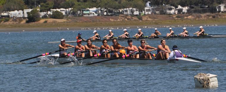 Rowing: Varsity 8+ Places 3rd at Dad Vail
