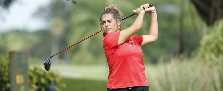 Women's Golf 5th at NCAA Championships