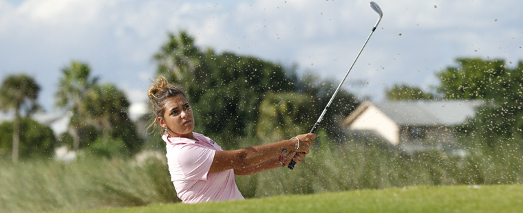 Women's Golf Vaults Into Second Place At NCAA Championship