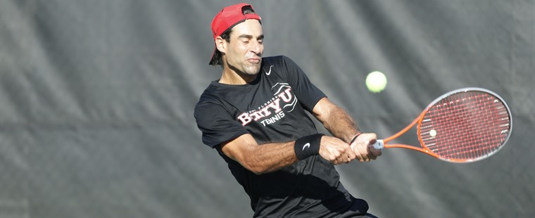 Men's Tennis Clips Clippers in NCAA Quarterfinals