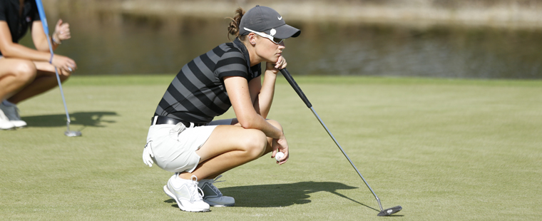 Women's Golf Holds On To A Share Of Second Place