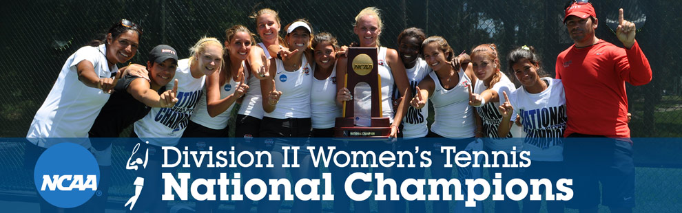 Women's Tennis Wins National Championship