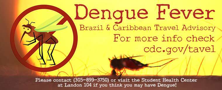 WorldAware Medical Alert: Brazil - Dengue Fever Alert in Parts of Brazil