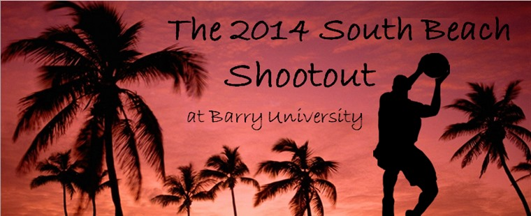 Men's Basketball Hosts South Beach Shootout