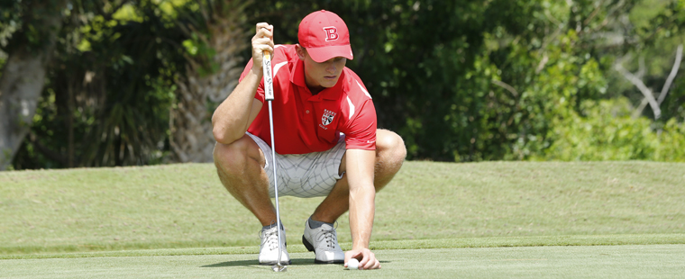 No. 1 Men's Golf to Play for NCAA Championship