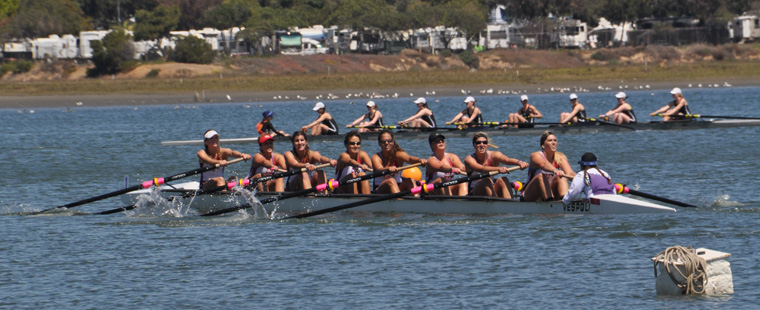 Barry Rowing Bound for a Grand Finish