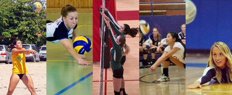 Volleyball Signs 5 for Upcoming Season