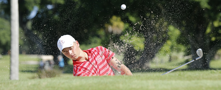 Men's Golf: Svensson Shoots 146 at Nova Scotia Open