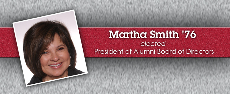 Barry Alumni Board of Directors elects new president