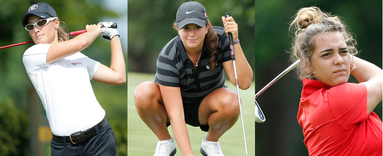 3 Women's Golfers Named All-American Scholars